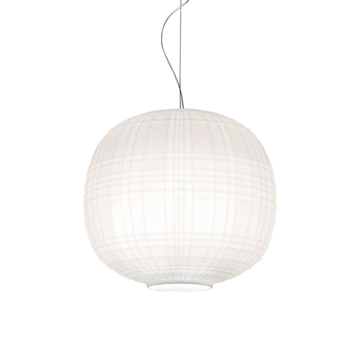 The Tartan pendant lamp by Foscarini