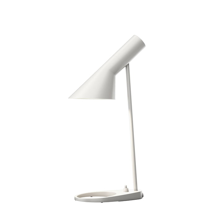 AJ Mini table lamp from Louis Poulsen in white