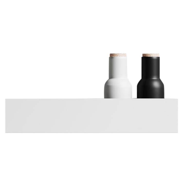 The wall shelf U40 from Nichba Design in white