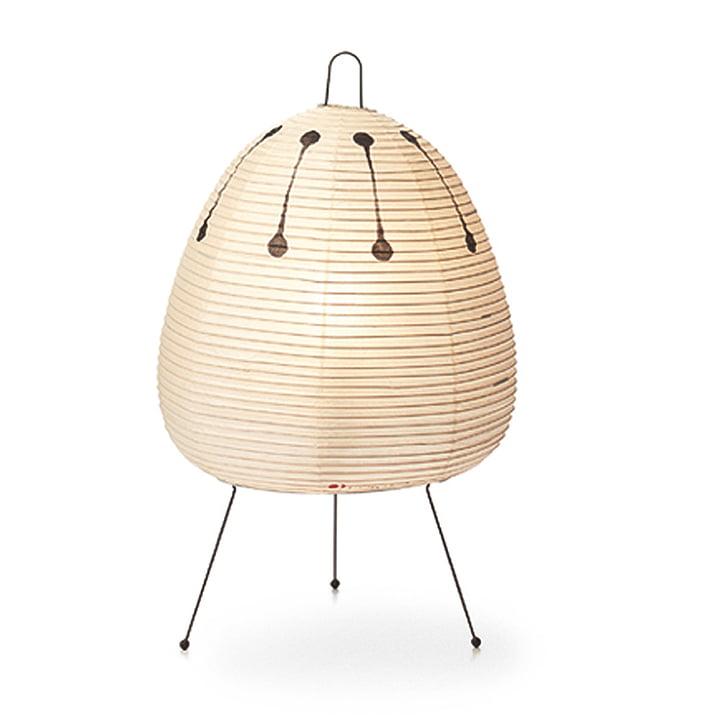 Akari Table Lamp 1AD by Vitra