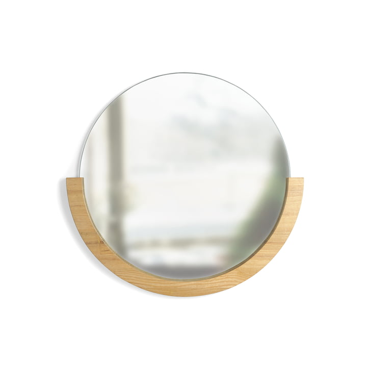 The Mira wall mirror from Umbra in nature
