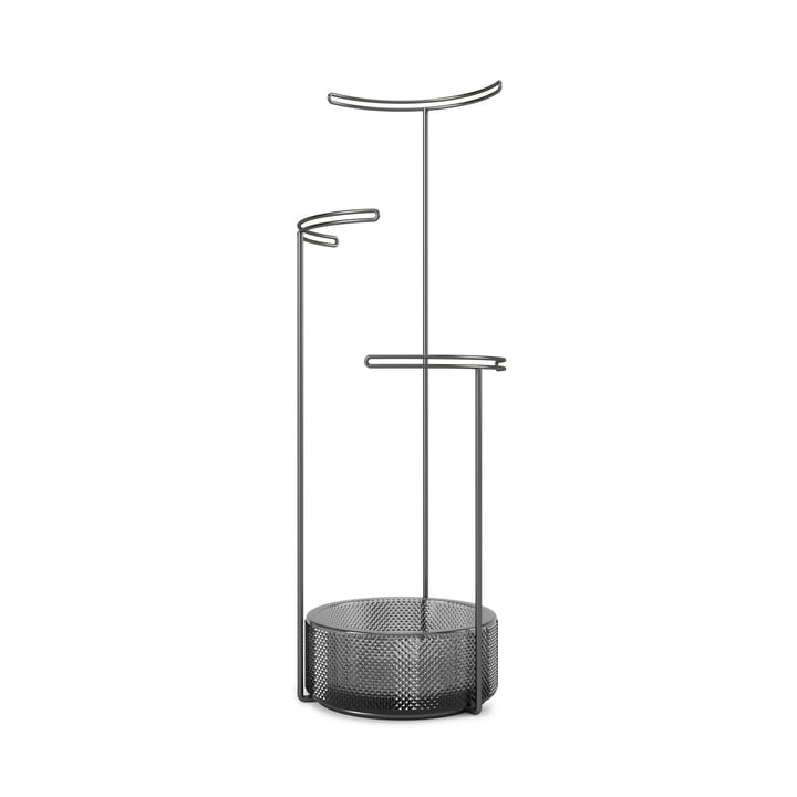 Tesora Jewellery stand from Umbra in smoke