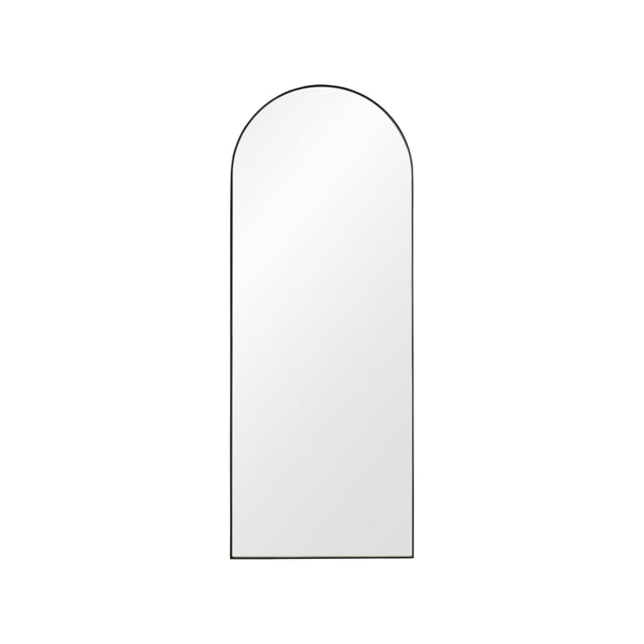 Arcus wall mirror H 90 cm from AYTM in black