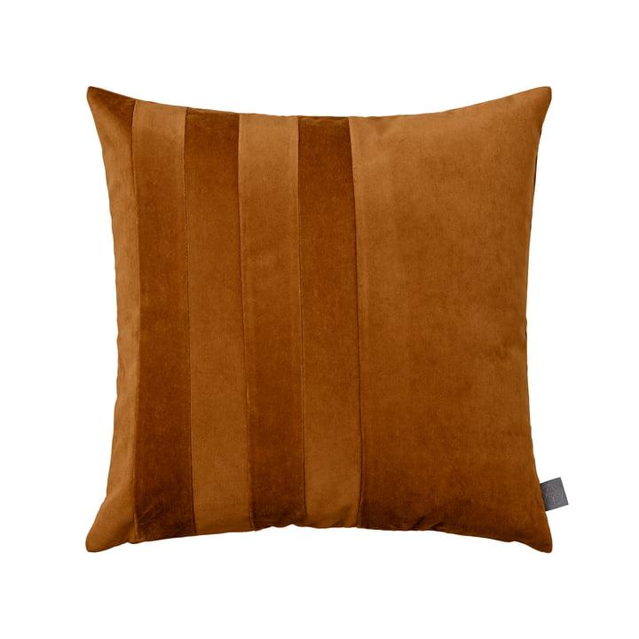 The Sanati cushion, 50 x 50 cm, amber by AYTM