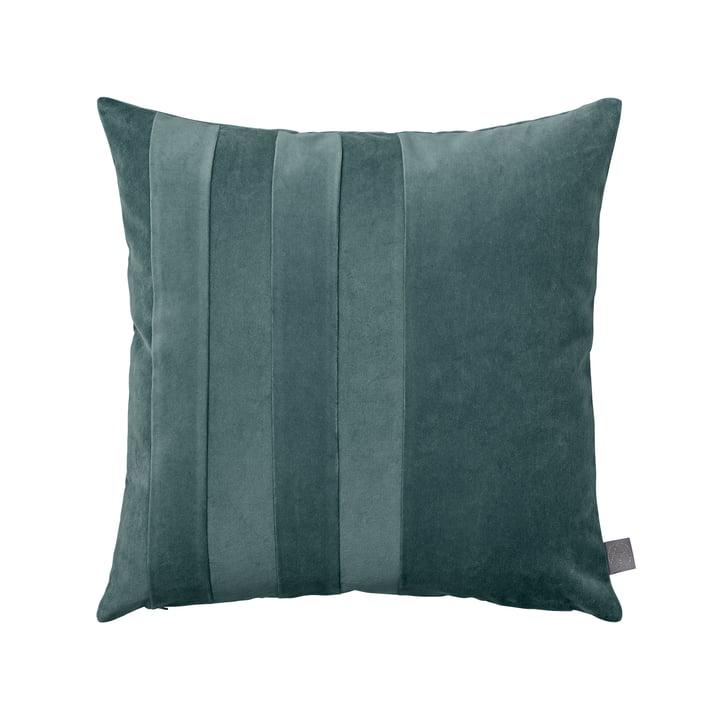 The Sanati cushion, 50 x 50 cm, dusty green from AYTM