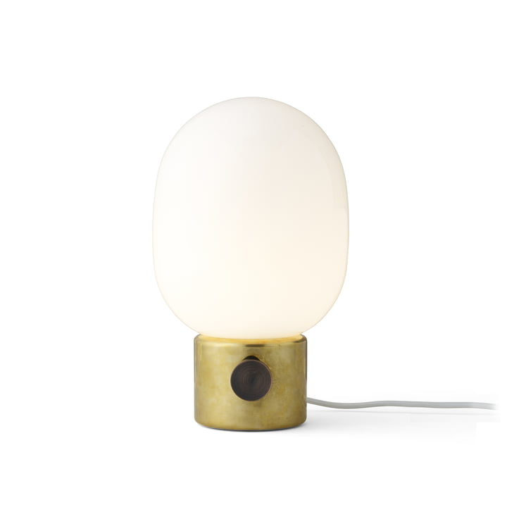JWDA Table lamp from Menu in polished brass