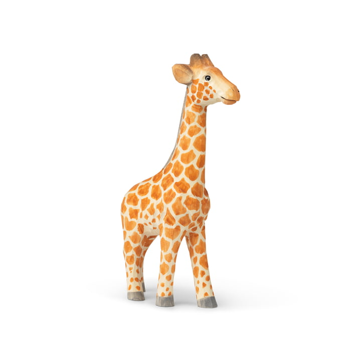 The Animal animal figure from ferm Living as a giraffe