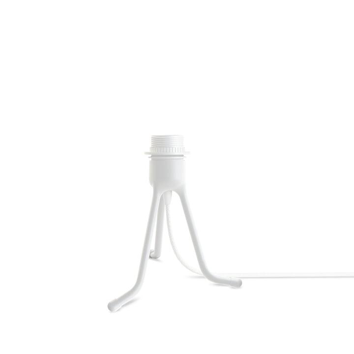 Umage - Tripod for table lamps, H 18.6 cm, matt white
