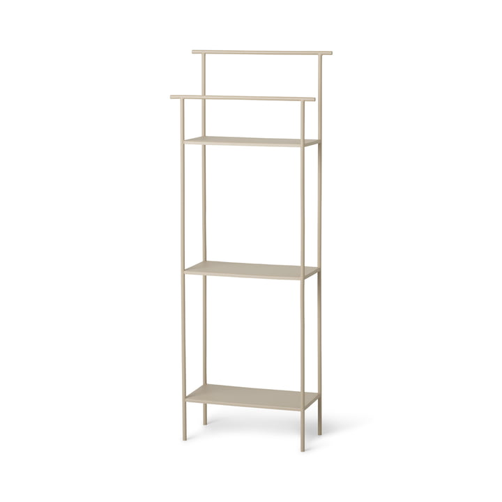 The Dora bathroom shelf from ferm Living in cashmere