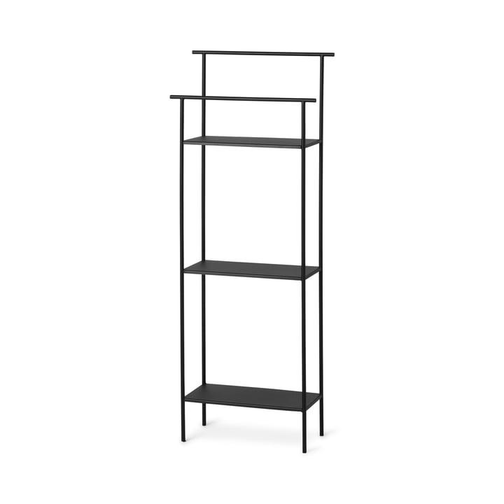 The Dora bathroom shelf from ferm Living in black
