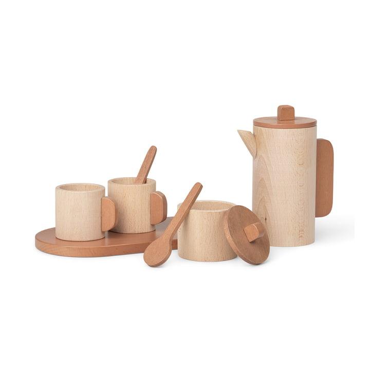 The Toro children's tea set from ferm Living