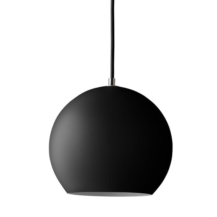 Topan VP6, black matt from & tradition