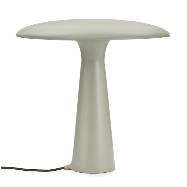 Shelter Table lamp from Normann Copenhagen made of limestone