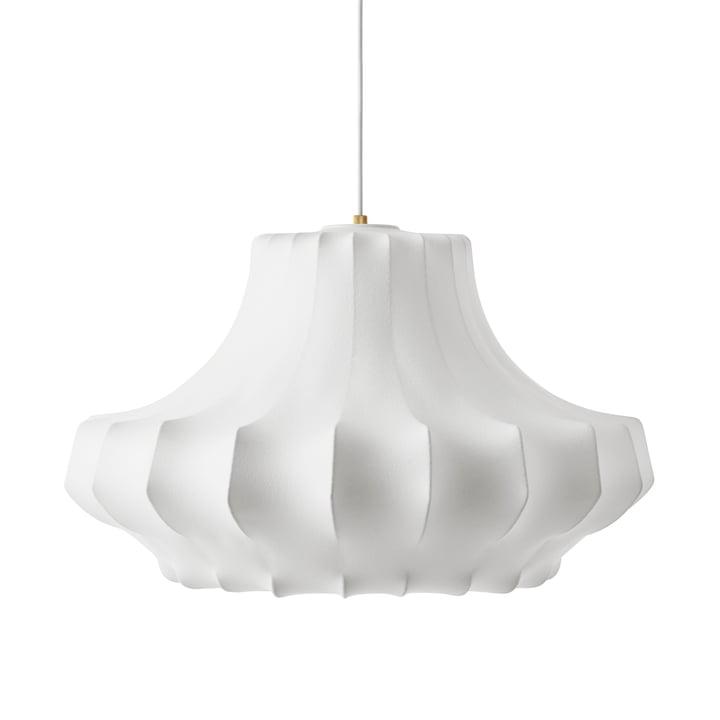 Phantom pendant medium Ø 80 x H 44 cm from Normann Copenhagen in white