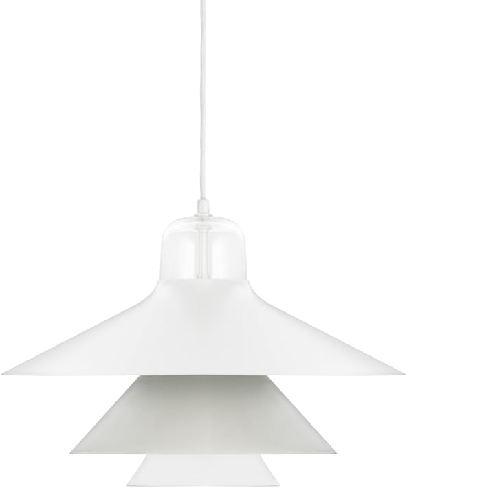 Normann Copenhagen - Ikono Pendant lamp, grey, large