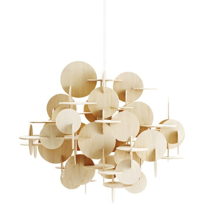 Construction pendant luminaire from Normann Copenhagen in nature / large