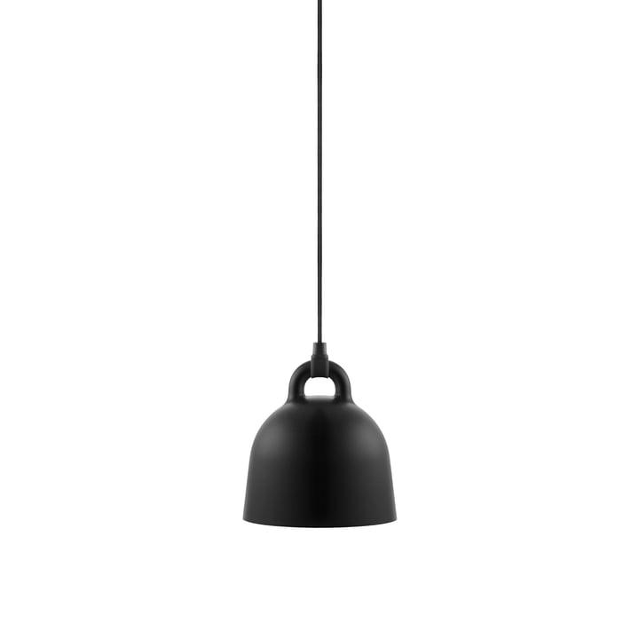 Bell pendant lamp from Normann Copenhagen in black (x-small)