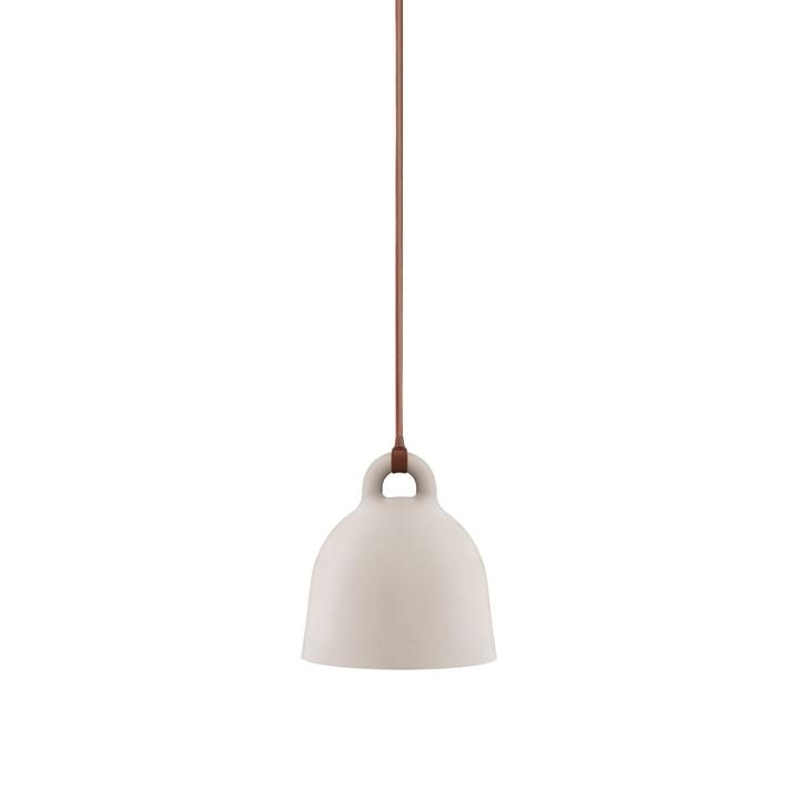 Normann Copenhagen - Bell pendant lamp, x-small, sand