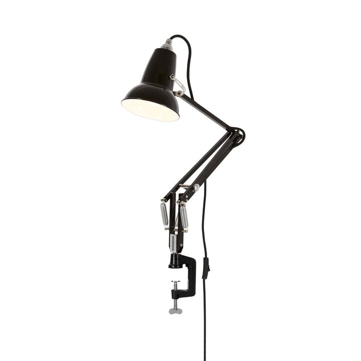Original 1227 Mini clamp light, jet black from Anglepoise