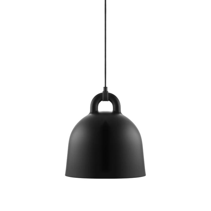 Bell pendant lamp by Normann Copenhagen in black (small)