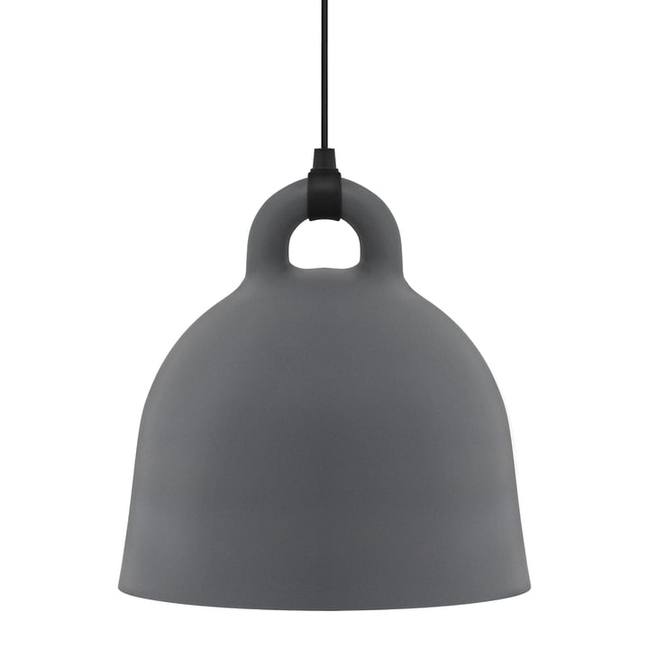 Normann Copenhagen - Bell pendant lamp, large, grey