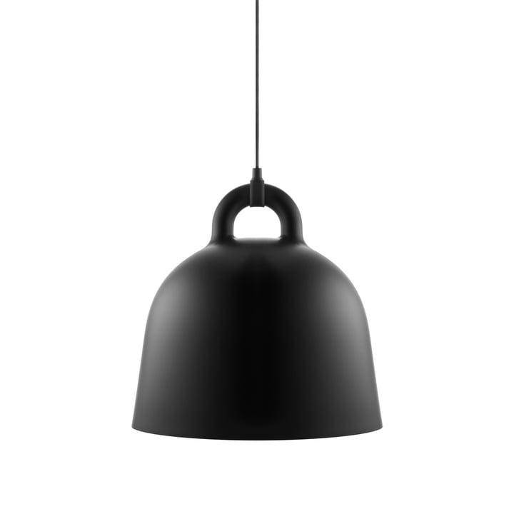 Normann Copenhagen - Bell Pendant Lamp medium, black