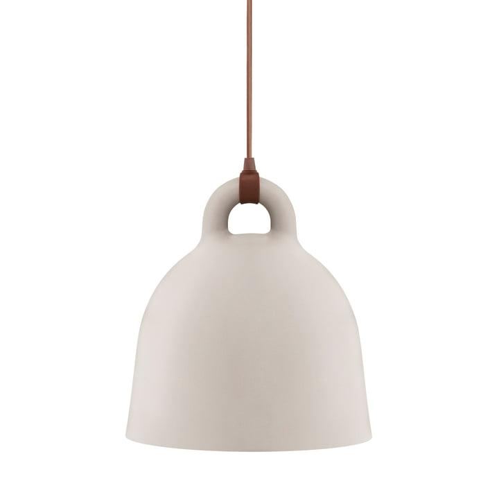 Normann Copenhagen - Bell Pendant Lamp medium, sand