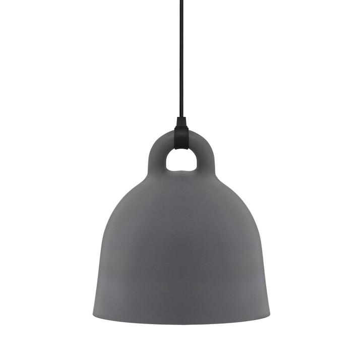 Normann Copenhagen - Bell pendant lamp, medium, grey