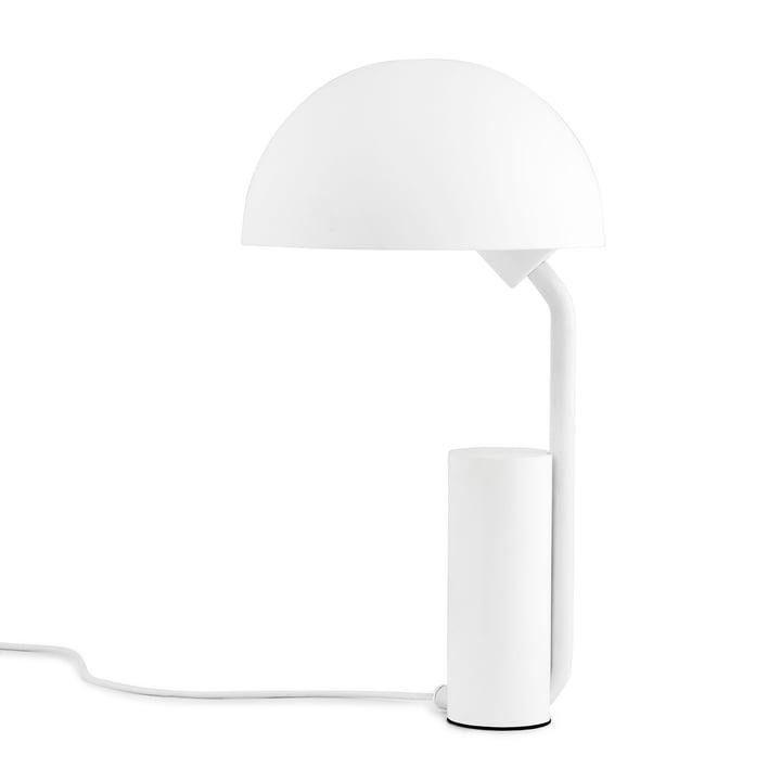 Cap Table lamp from Normann Copenhagen in white