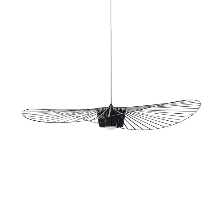 Large Vertigo Pendant Lamp by Petite Friture in Black