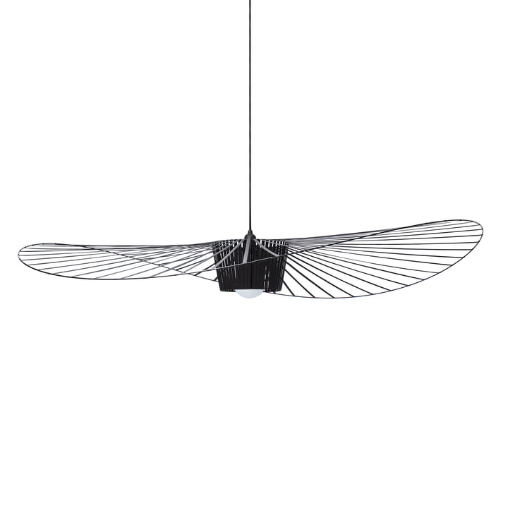 Vertigo Pendant Lamp by Petite Friture in Black