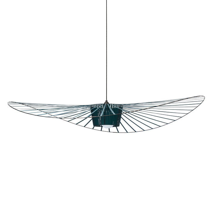 Large Vertigo Pendant Lamp by Petite Friture in Green