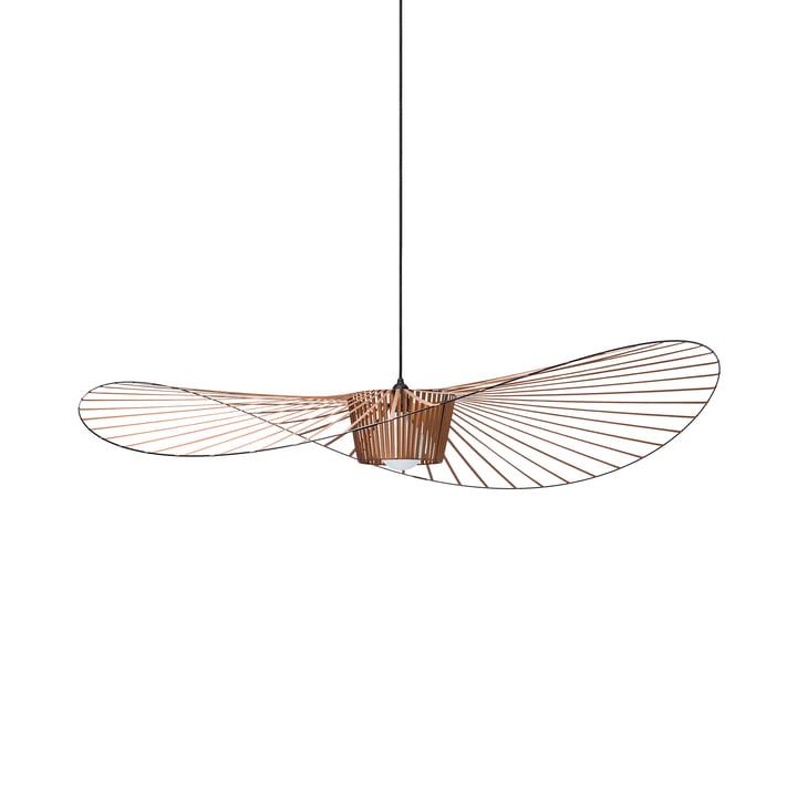 Small Vertigo Pendant Lamp by Petite Friture in Copper