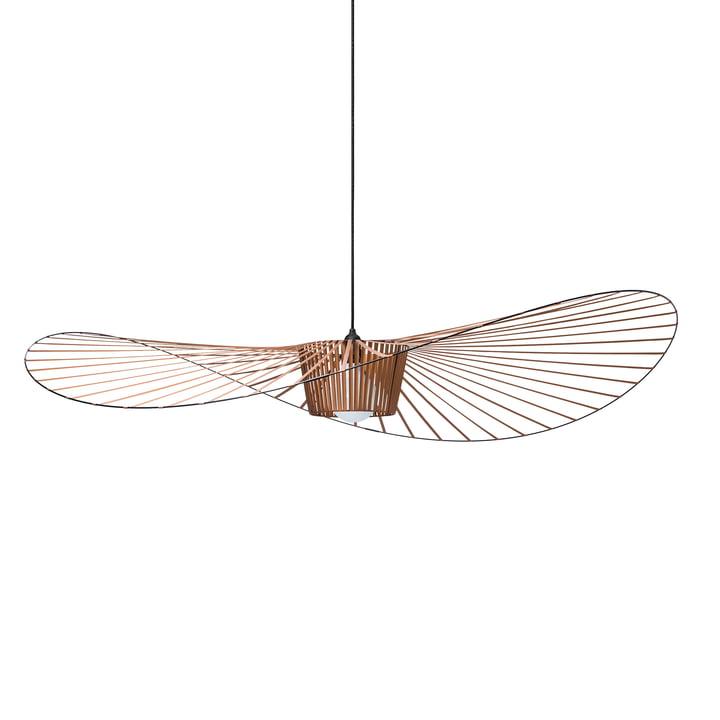 Large Vertigo Pendant Lamp by Petite Friture in Copper