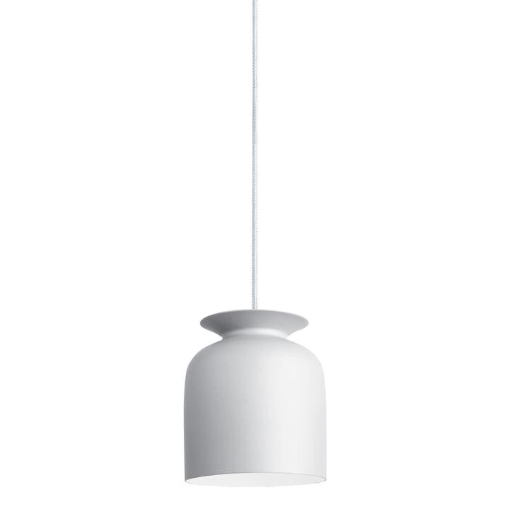 Gubi - Ronde Pendant Lamp, Ø 20 cm, white