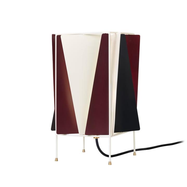 Gubi - B-4 Table Lamp, chianti red
