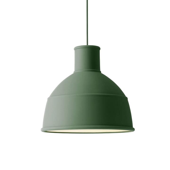 Unfold pendant light from Muuto in green