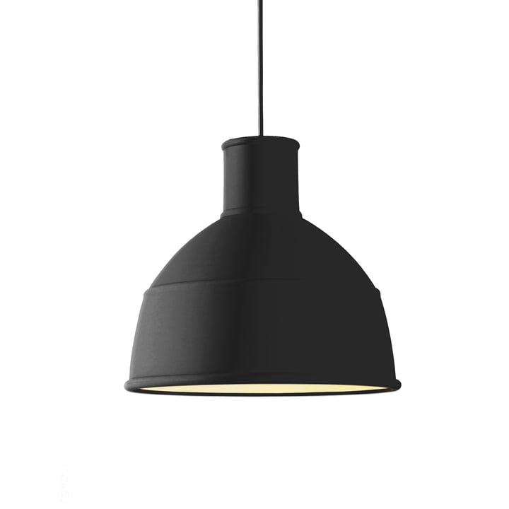 Unfold pendant lamp from Muuto in black