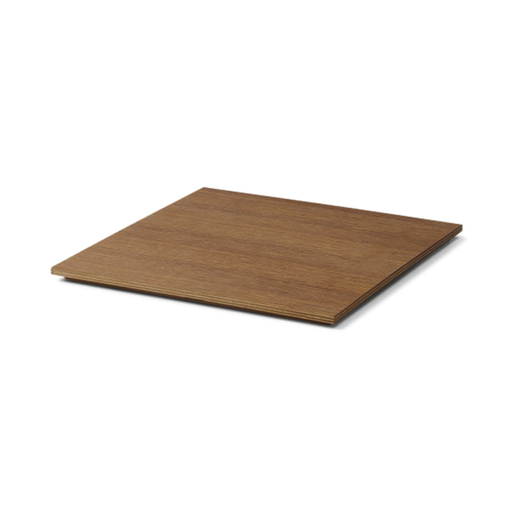 The tray for Plant Box by ferm Living smoked in oak