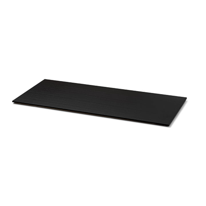 The tray for Plant Box large from ferm Living in black
