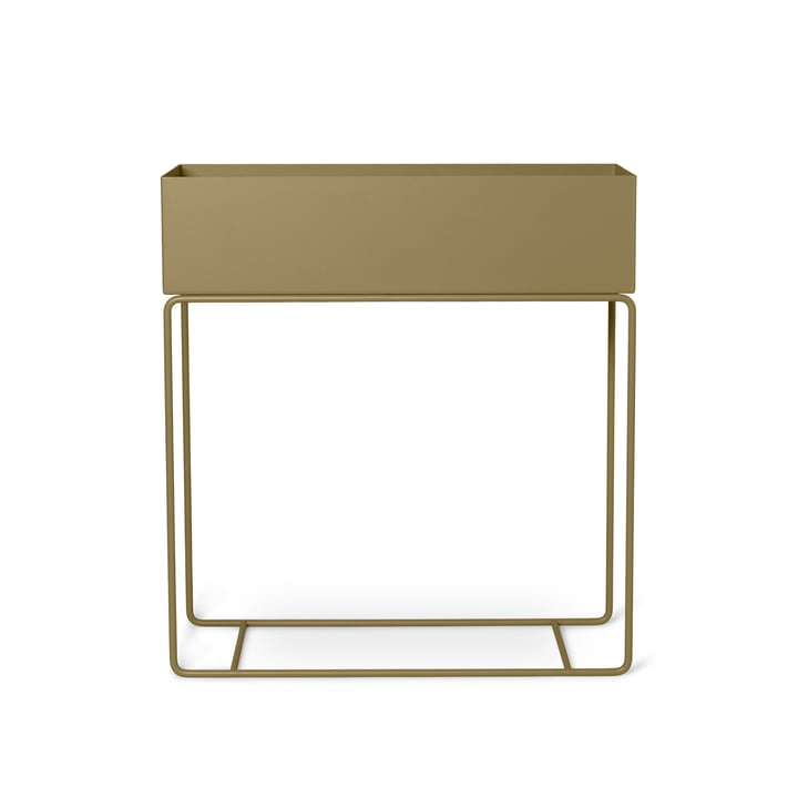 Plant Box from ferm Living in Olive