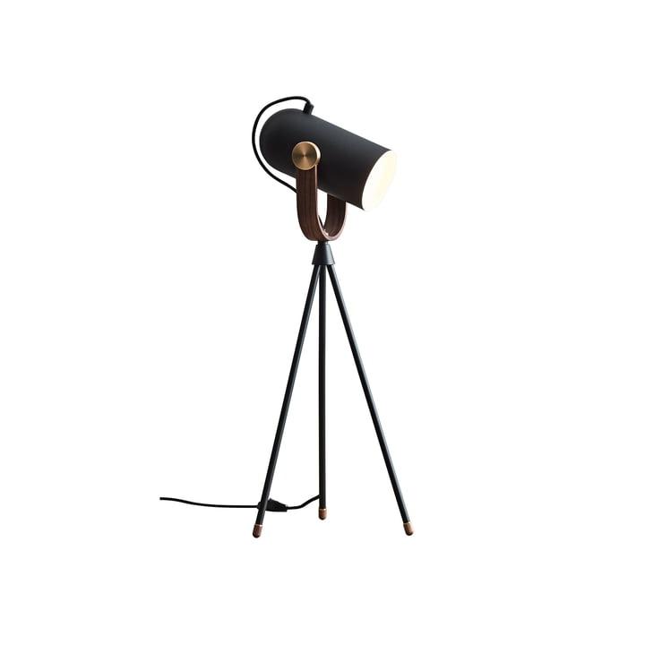 Carronade High table lamp from Le Klint in black