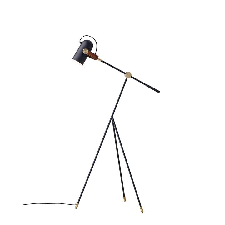 Carronade Low Floor Lamp from Le Klint