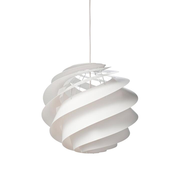 Swirl 3 Pendant lamp Ø 40 cm from Le Klint in white
