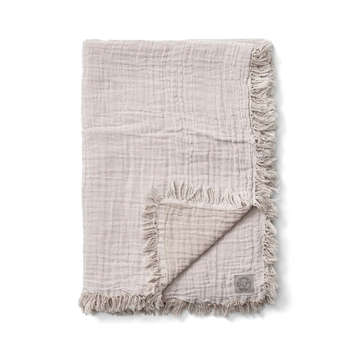 The Collect SC33 bedspread from & tradition in cloud / milk
