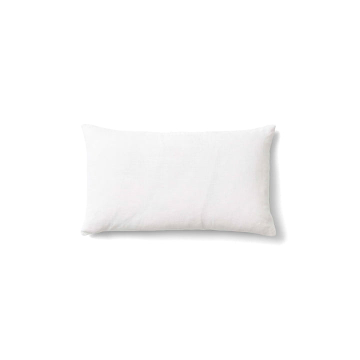 The Collect cushion Milk from & Tradition in linen / milk