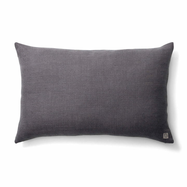 The Collect SC30 cushion heavy linen from & tradition in slate grey