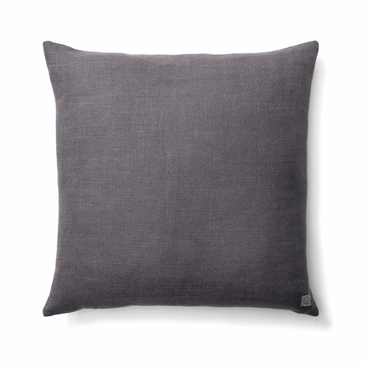 The Collect SC29 cushion heavy linen from & tradition in slate grey