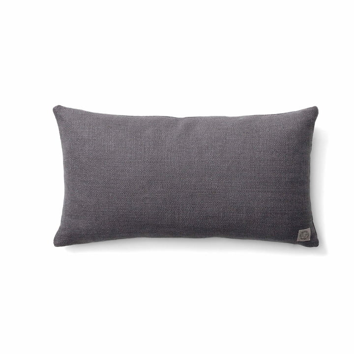 The Collect SC27 cushion heavy linen from & tradition in slate grey