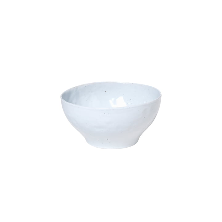 The Shape bowl from Broste Copenhagen in soft grey